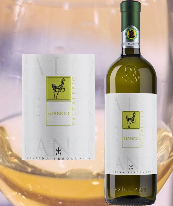 Valcalepio Cavallo Bianco - Cantina Bergamasca