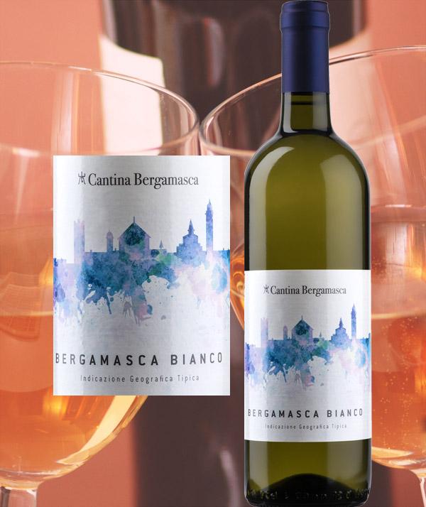 Bergamasca IGT Bianco - Cantina Bergamasca