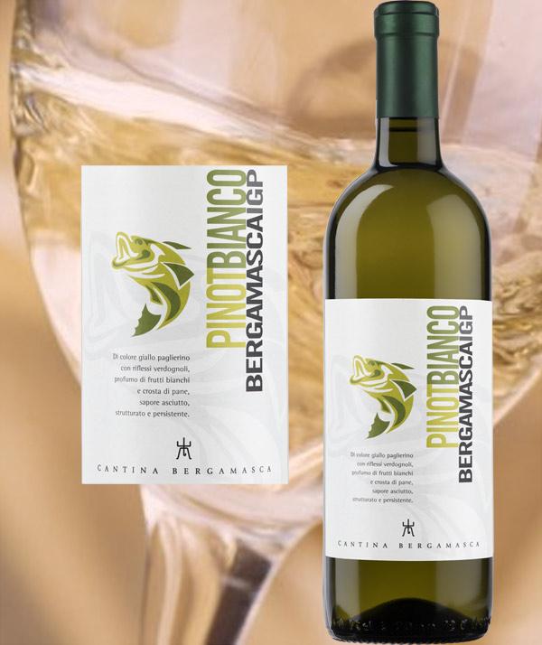 Pinot Bianco Bergamasca IGP - Cantina Bergamasca