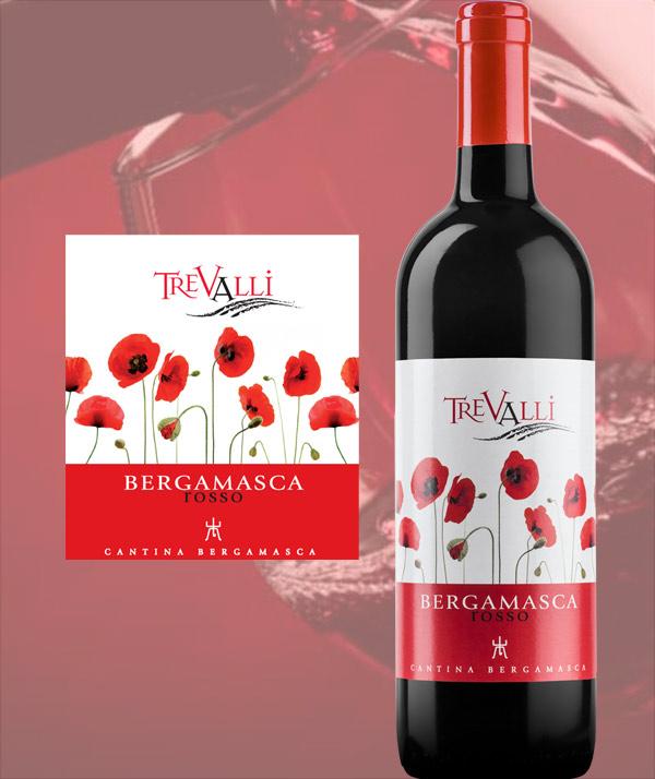 TreValli Bergamasca Rosso - Cantina Bergamasca